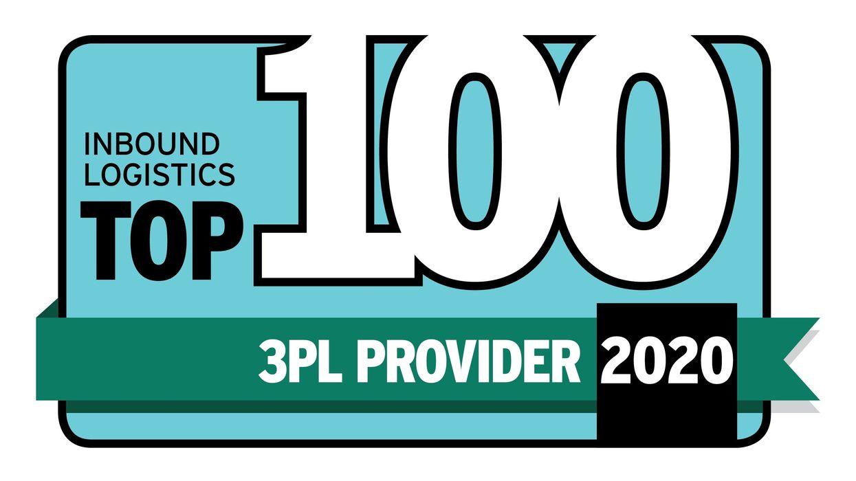 inbound logistics top 100 3pl provider 2020