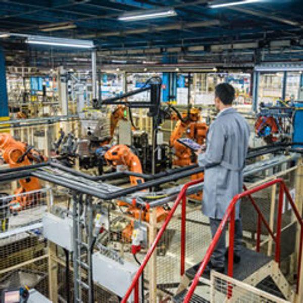 A Global Manufacturer