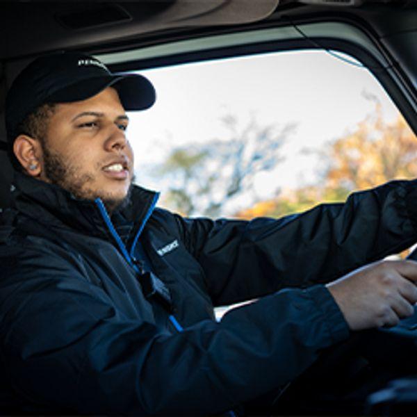 Penske Driver