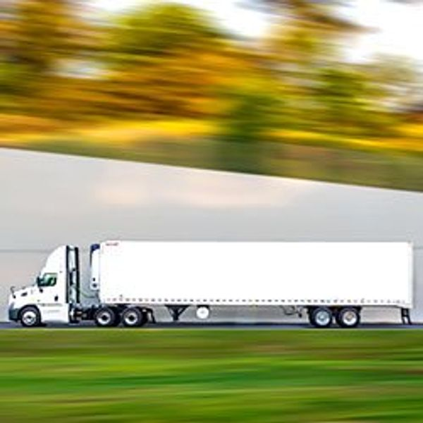 Penske trailer