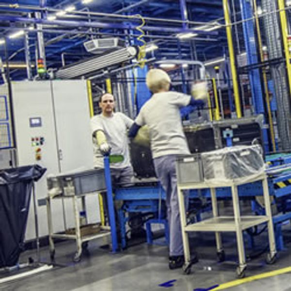 Manufacturers Seek Improved Supply Chain
