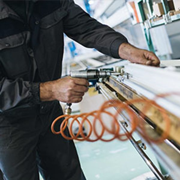Manufacturing PVC Windows and Doors