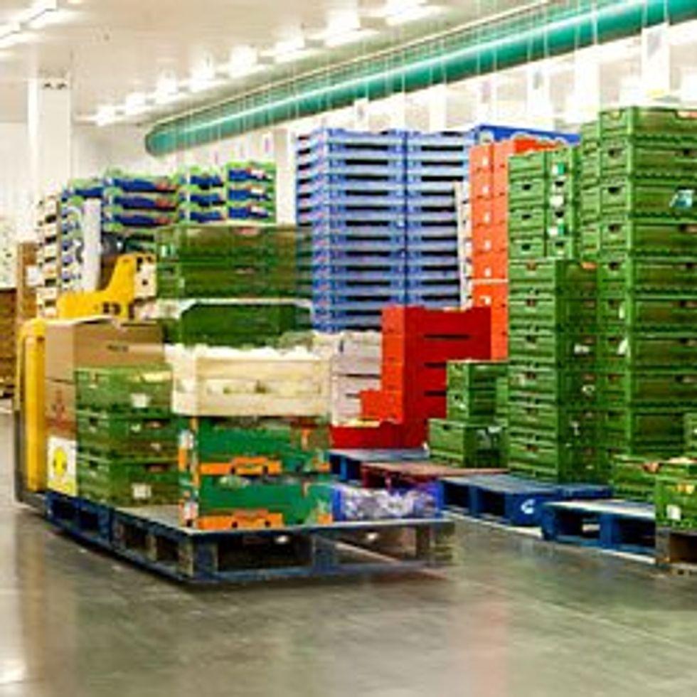 Optimized food warehousing