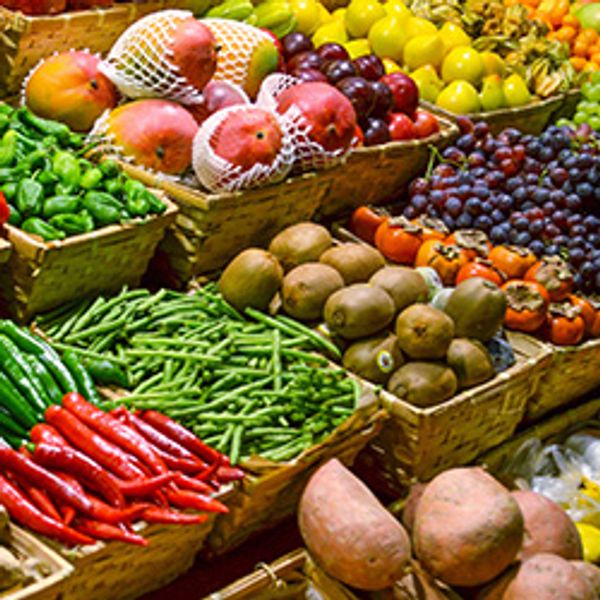 Food supply chain technology