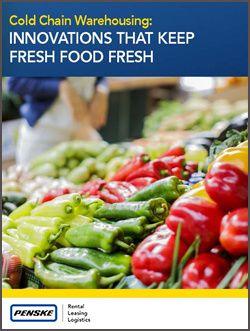 Cold Chain Warehousing: Innovations That Keep Fresh Food Fresh