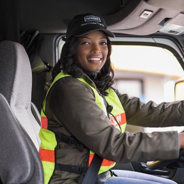 Penske Truck Driver