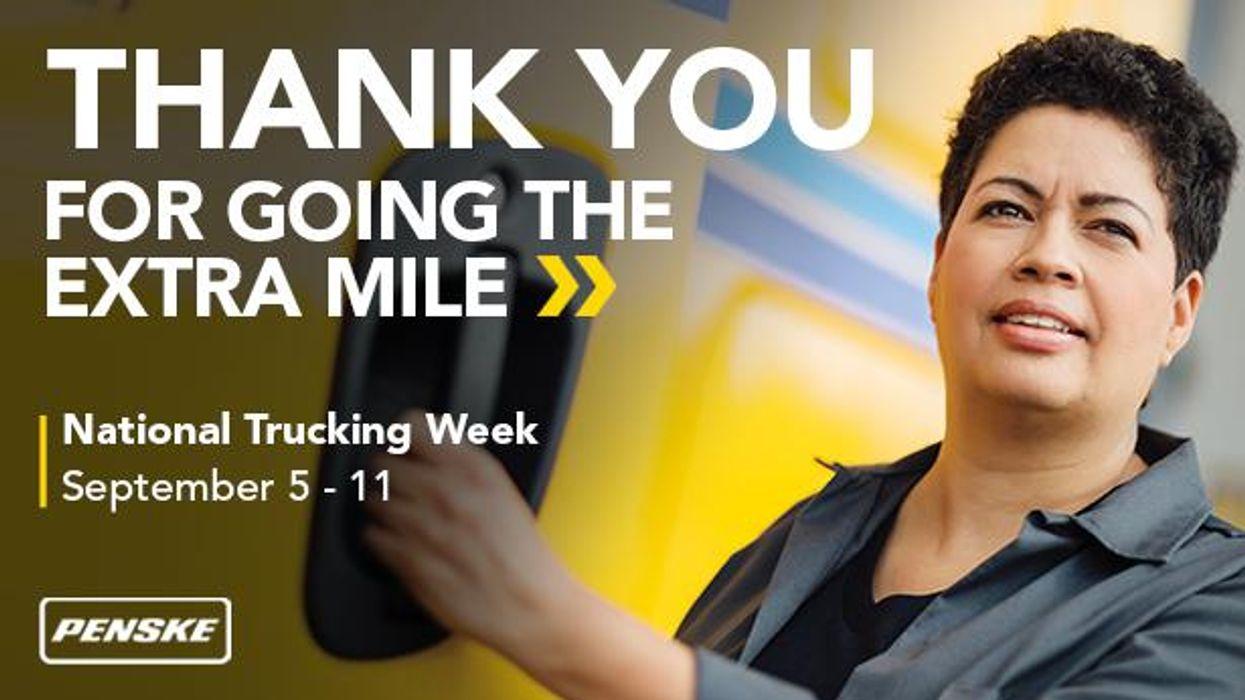 National Trucking Week